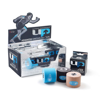UP Advanced Kinesiology Tape, BLACK