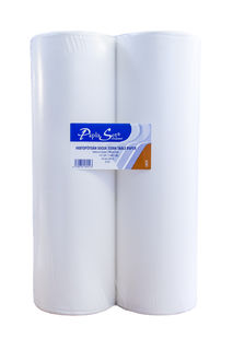 Examination Table Roll, white tissue paper, 1 roll / 50 cm x 200 m